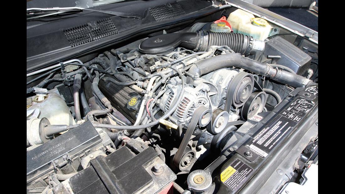 Jeep Grand Cherokee, Motor