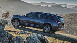 Jeep Grand Cherokee Premiere MY 2021