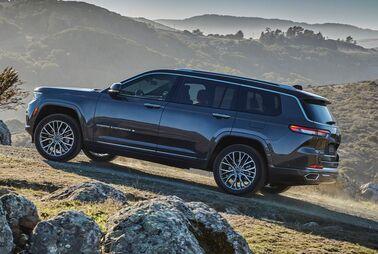 7-sitziger Luxus-Jeep zum Schnäppchen-Preis