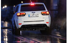Jeep Grand Cherokee SRT, Heckansicht