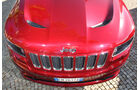 Jeep Grand Cherokee SRT, Kühlergrill