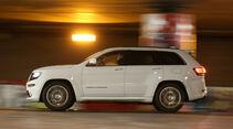 Jeep Grand Cherokee SRT, Seitenansicht