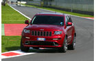 Jeep Grand Cherokee SRT8 2012 erster Test