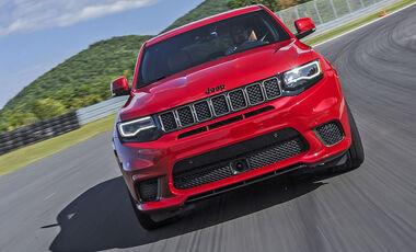 Jeep Grand Cherokee Trackhawk 2018