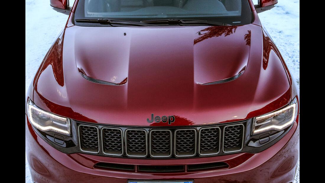 Jeep Grand Cherokee Trackhawk Fahrbericht