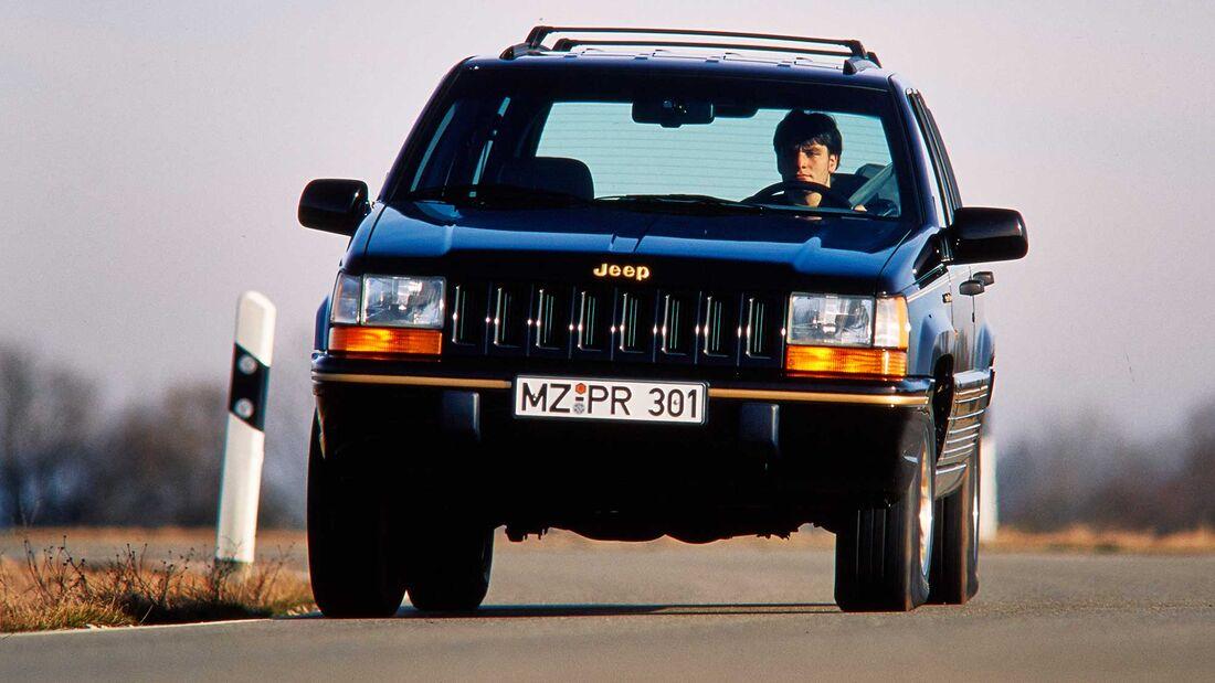Jeep Grand Cherokee ZJ (1993)