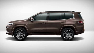 Jeep Grand Commander China Modell 2020