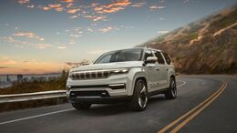 Jeep Grand Wagoneer Concept 2021