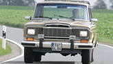 Jeep Grand Wagoneer, US-Import