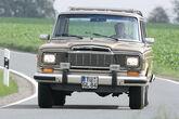 Jeep Grand Wagoneer, US-Import