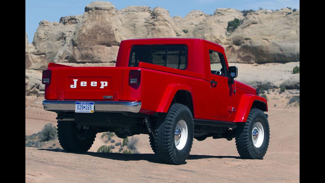 Jeep J-12 Concept 2012
