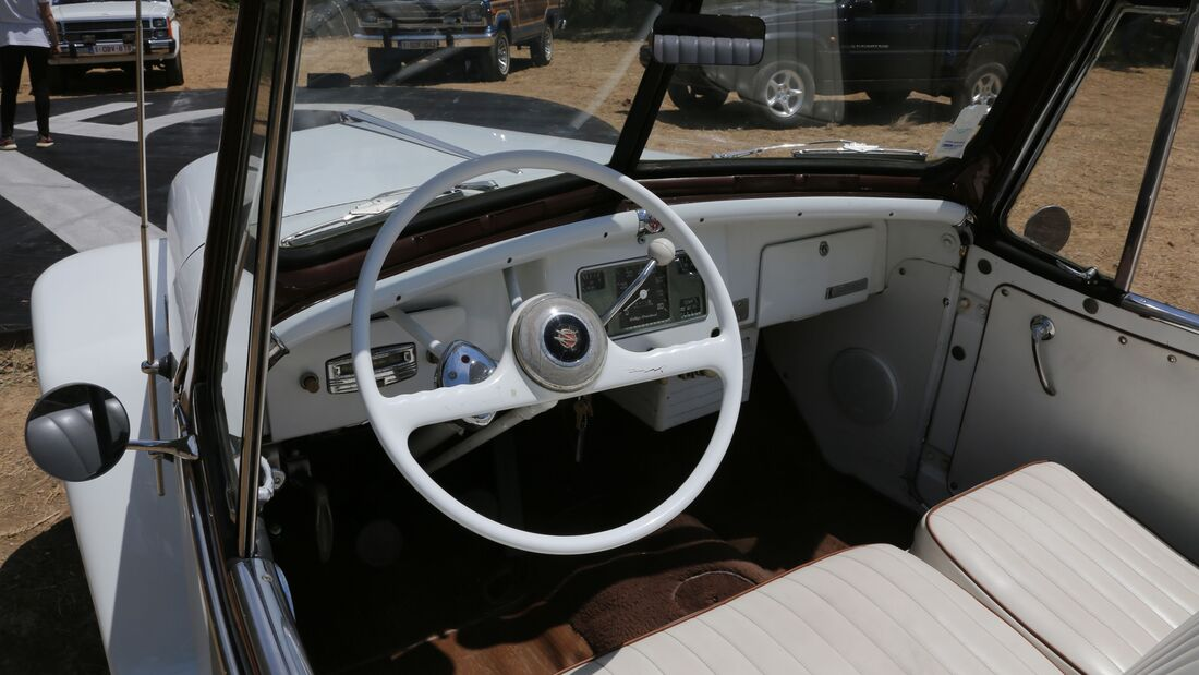 Jeep Jeepster Oldtimer