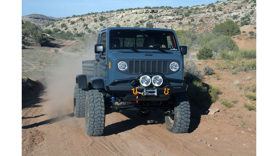 Jeep Mighty Forward Control Concept 2013
