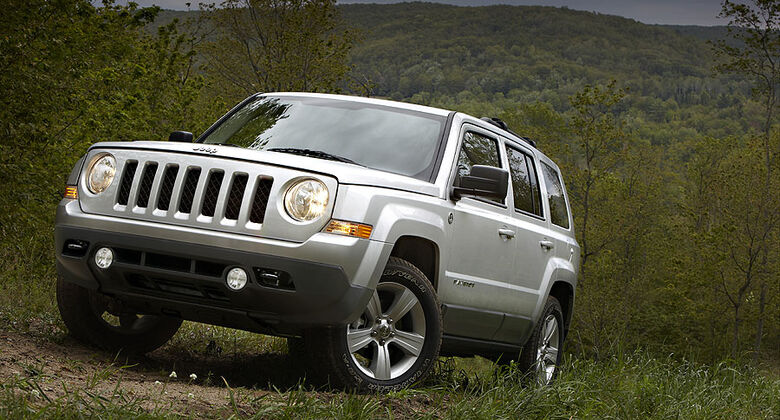 Jeep Patriot 2011 Facelift