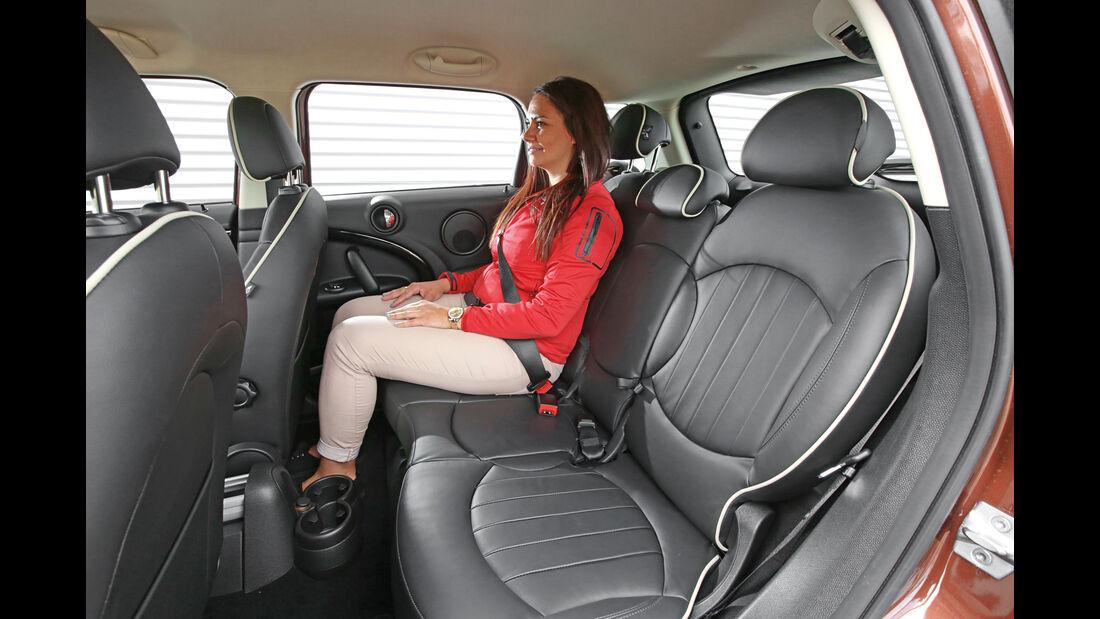 Jeep Renegade 1.6 Multijet Limited, Fondsitz