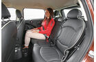 Jeep Renegade 1.6 Multijet Limited, Fondsitz