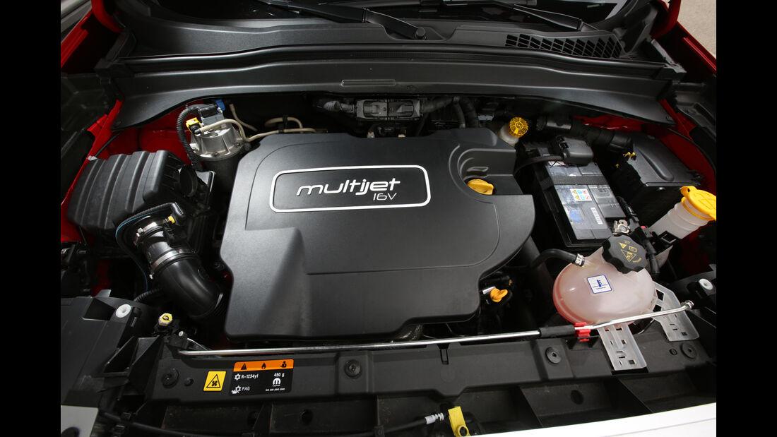 Jeep Renegade 1.6 Multijet Limited, Motor