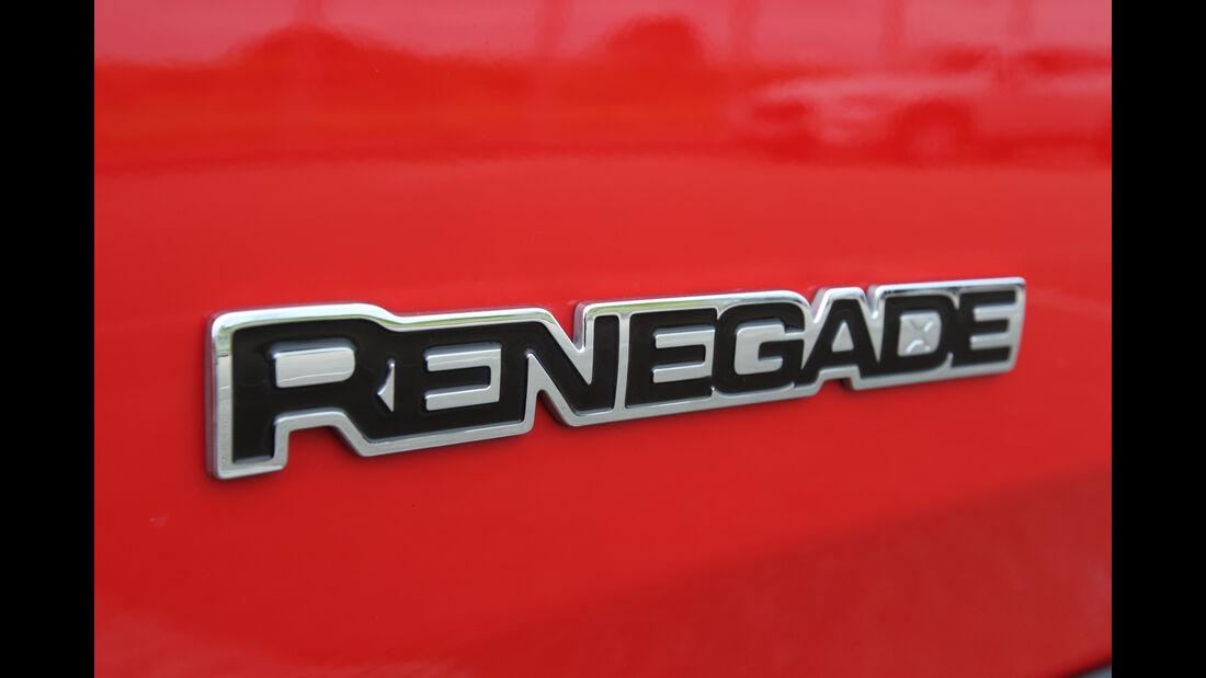 Jeep Renegade 1.6 Multijet Limited, Typenbezeichnung