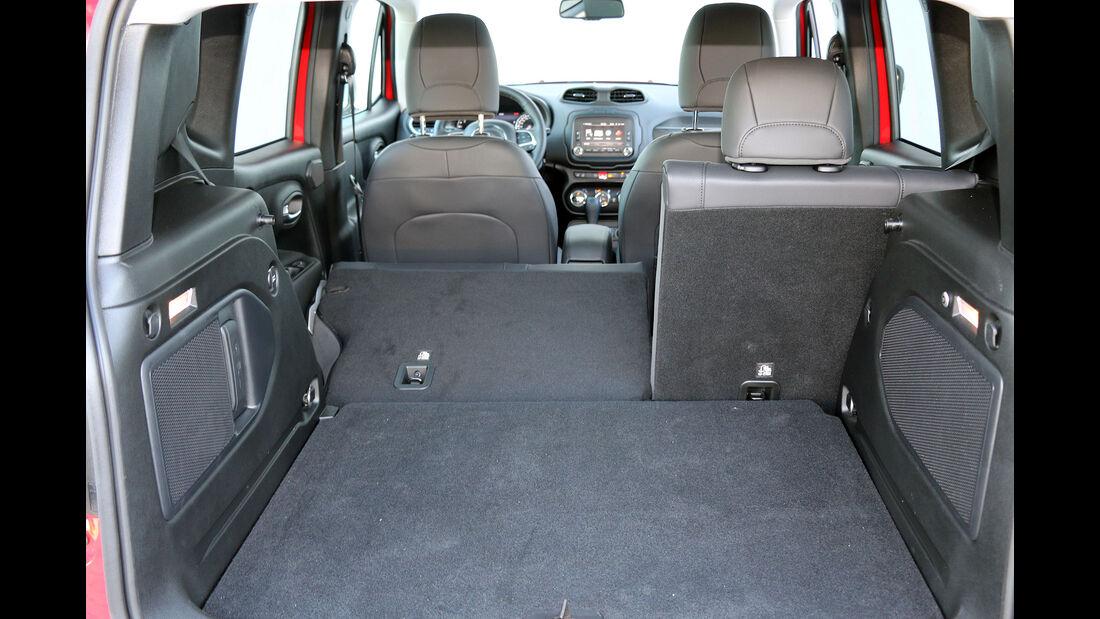 Jeep Renegade 140 PS Multijet 9G-Automatik Einzeltest