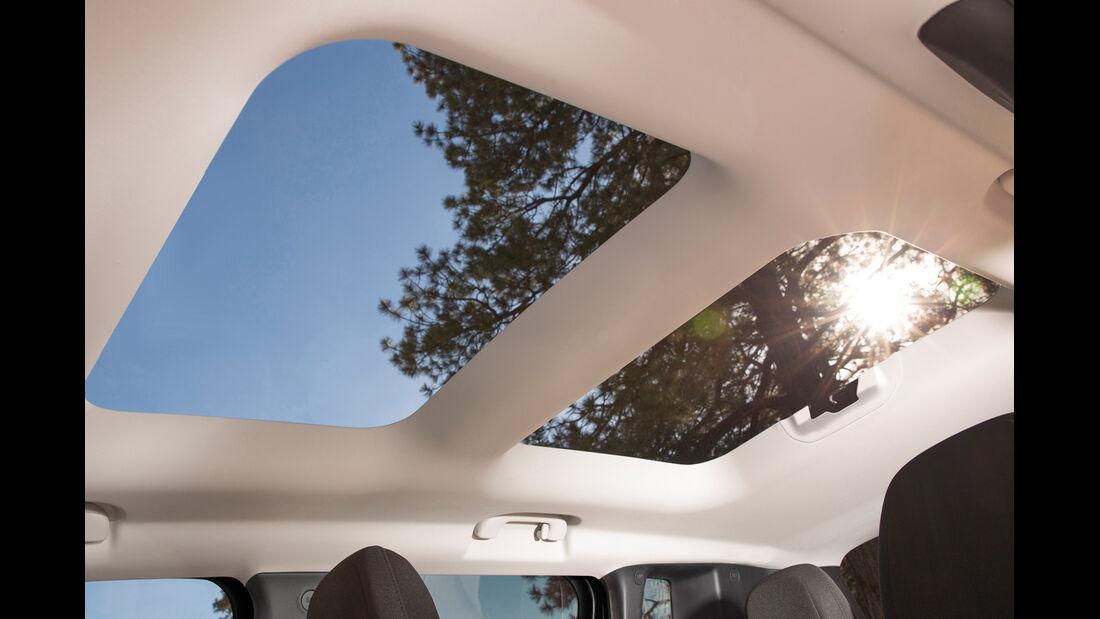 Jeep Renegade 2.0 Multijet, Dachfenster