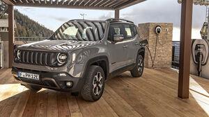 Jeep Renegade 4xe, Exterieur