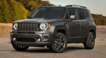 Jeep Renegade 80th Anniversary Edition