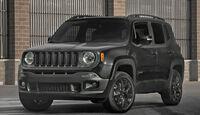 Jeep Renegade Altitude Los Angeles Motorshow 2016