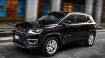 Jeep Renegade / Compass 4xe 2020 Fahrbericht