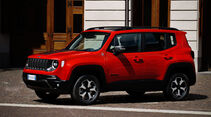 Jeep Renegade PHEV Plug-in Hybrid