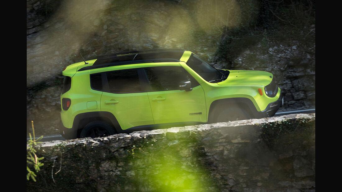 Jeep Renegade Upland