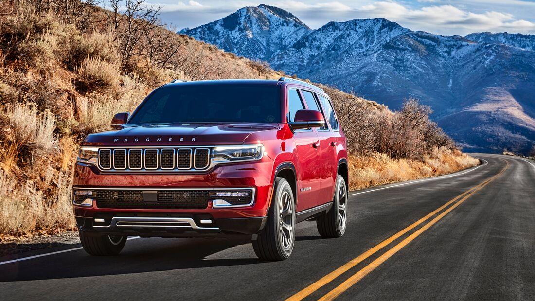 Jeep Wagoneer / Grand Wagoneer Premiere 2021