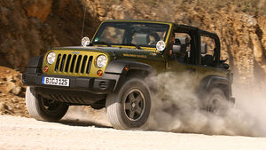 Jeep Wrangler 2.8 CRD