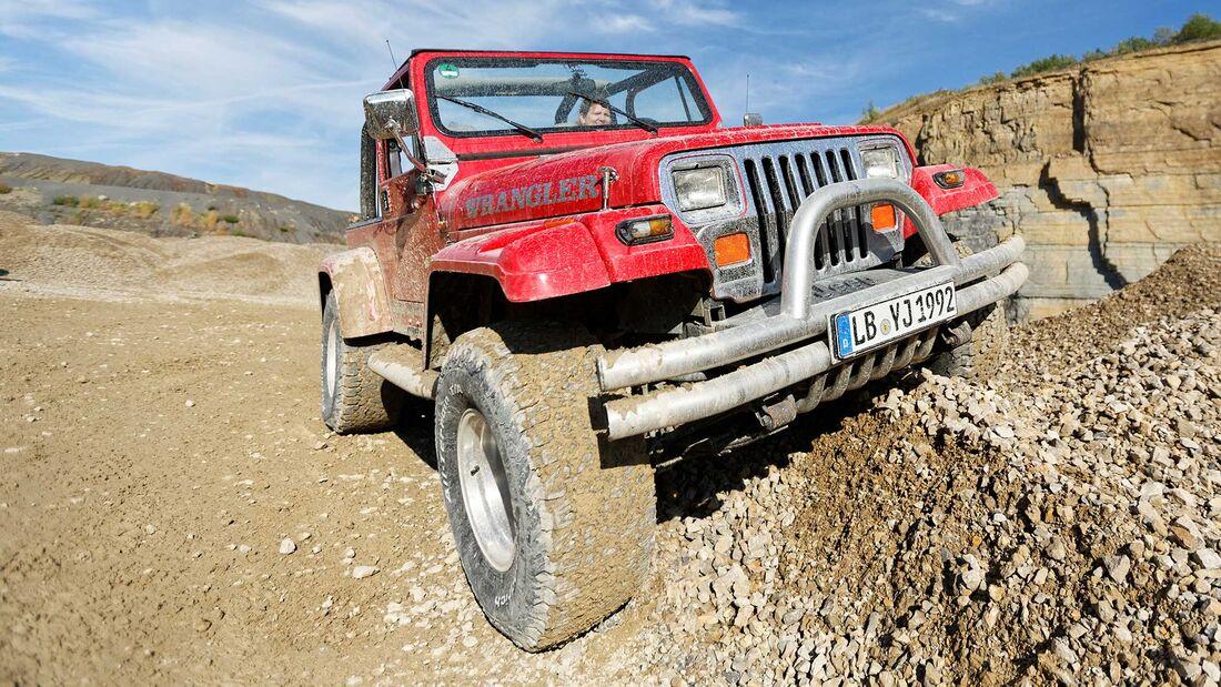 Jeep Wrangler 4.0 (YJ)