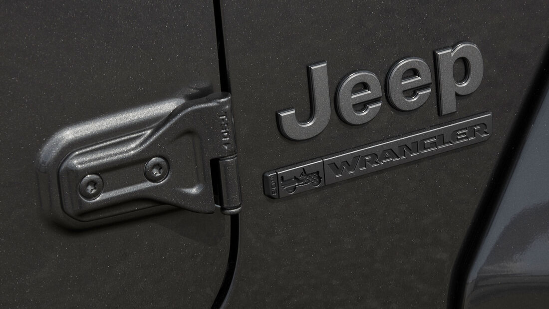 Jeep Wrangler 80th Anniversary Edition