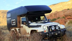 Jeep Wrangler ActionCamper Expeditionsmobil