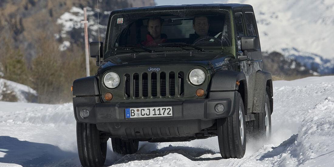 Jeep Wrangler CRD