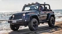 Jeep Wrangler Carabinieri Italien