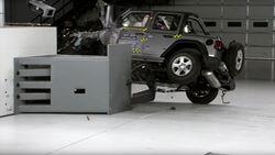 Jeep Wrangler Crashtest