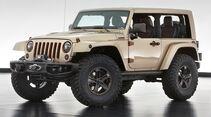 Jeep Wrangler Flattop