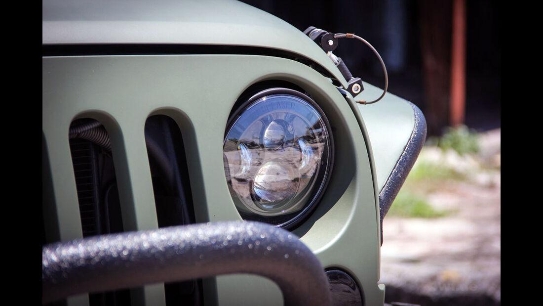 Jeep Wrangler JK Crew by Bruiser Conversions