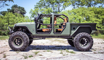 Jeep Wrangler JK Crew by Bruiser Conversions