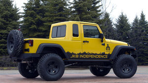 Jeep Wrangler JK8 Mopar Conversion Kit