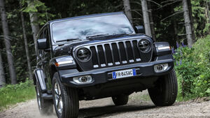 Jeep Wrangler JL Sahara Unlimited 2.2 CRD