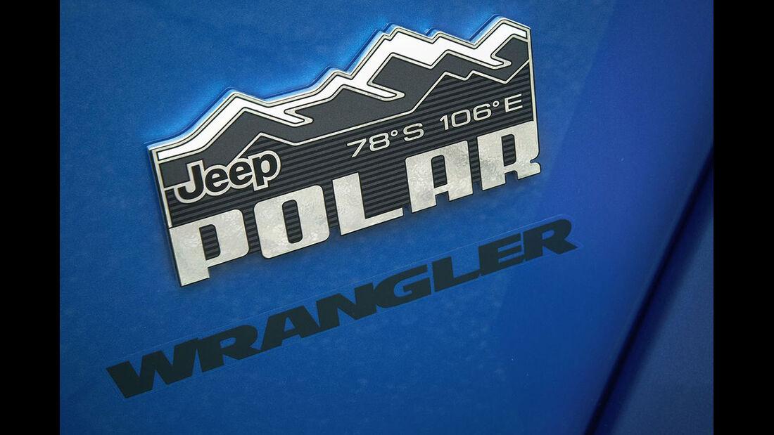 Jeep Wrangler Polar Special-Edition
