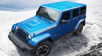 Jeep Wrangler Polar Special-Edition