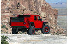 Jeep Wrangler Red Rock Responder Concept 2015