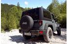 Jeep Wrangler Rubicon 10th Anniversary Edition Deutsche Version