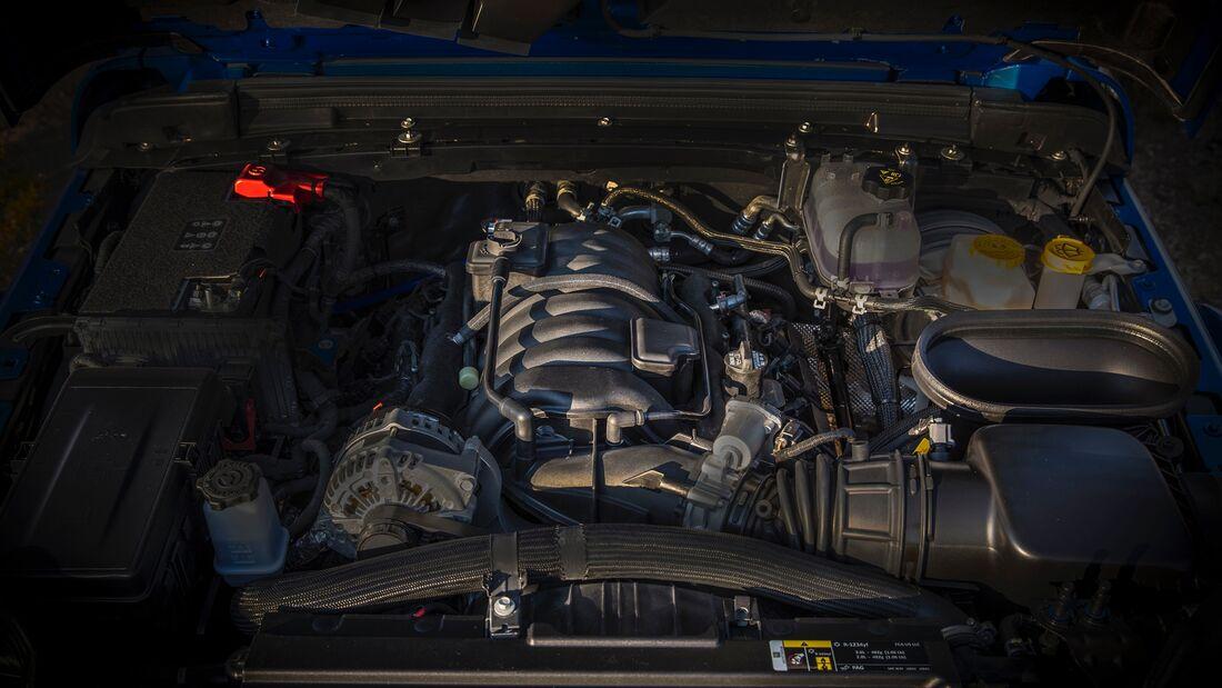 Jeep Wrangler Rubicon 392 V8