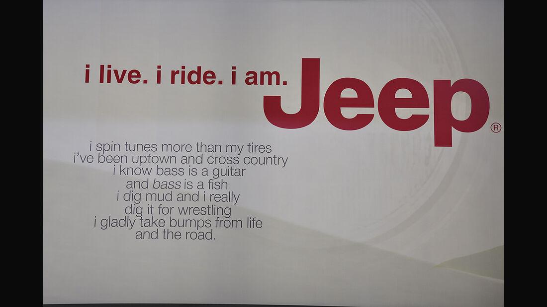 Jeep Wrangler Rubicon Detroit 2010