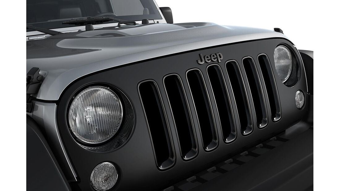 Jeep Wrangler Rubicon X Package,Front,Frontgrill,03/2014